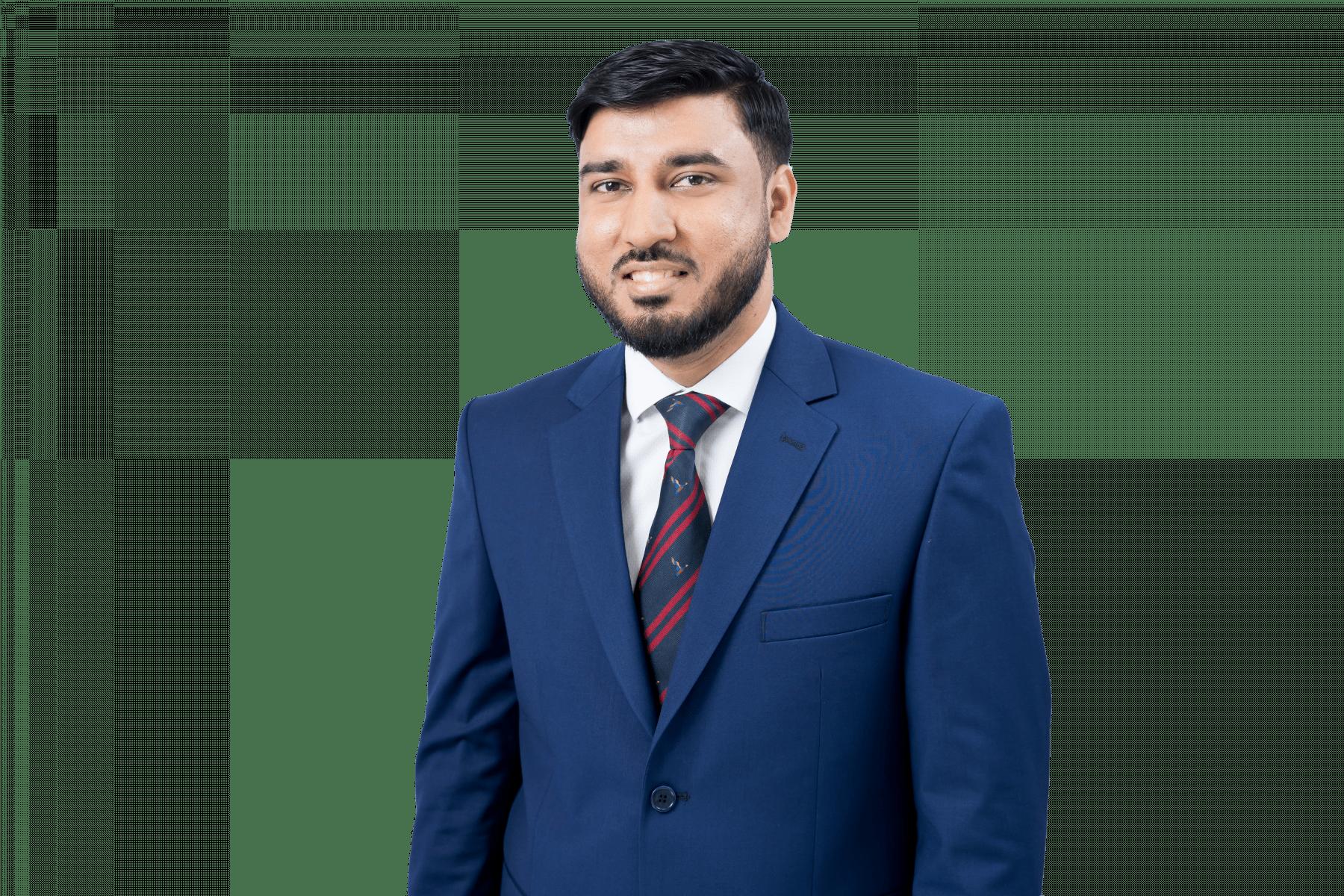 Umar Khan | Senior Estate Planner | Farani Taylor Solicitors