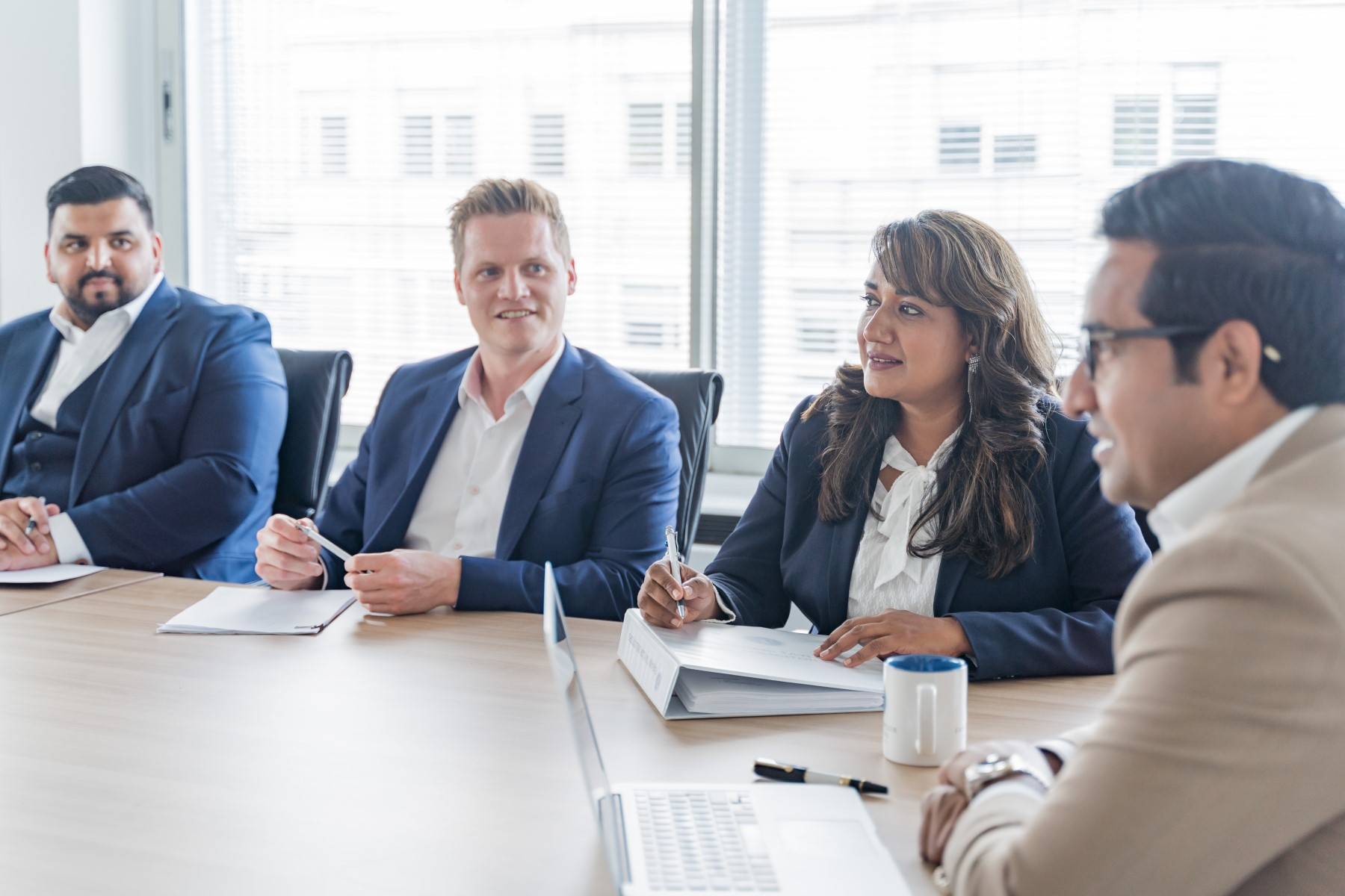 Farani Taylor Solicitors | Corporate Meeting